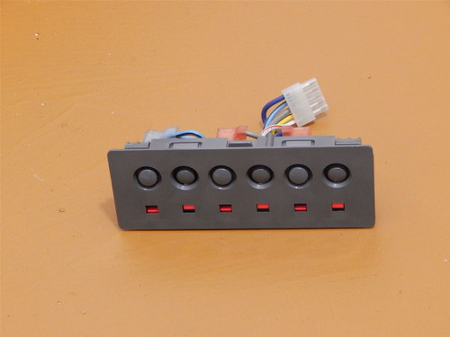Whirlpool Side By Side Refrigerator ED5PHEXNQ00 Dispenser Buttons