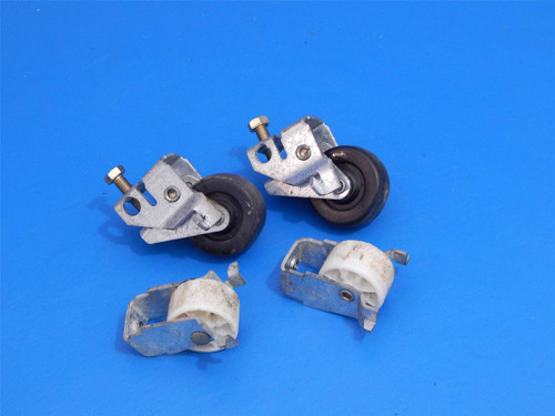 Whirlpool Side By Side Refrigerator ED5PVEXWS02 Roller Wheels 2174748 W10250570