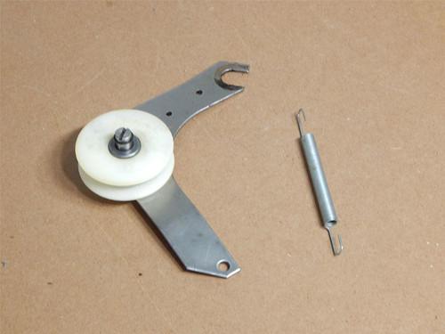 Kenmore Dryer 41784152500 Belt Tensioner Idler Pulley & Spring 131863004