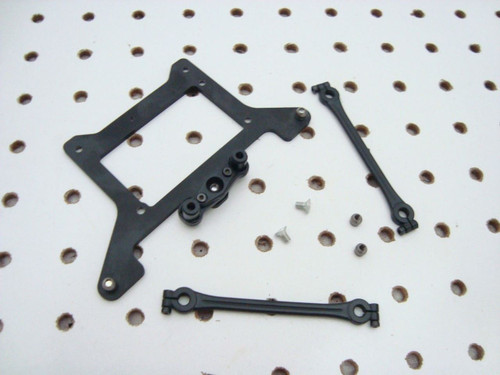 TAMIYA RM-01 FRP FIBER REINFORCED PLASTIC LOWER DECK BRACE 14315073