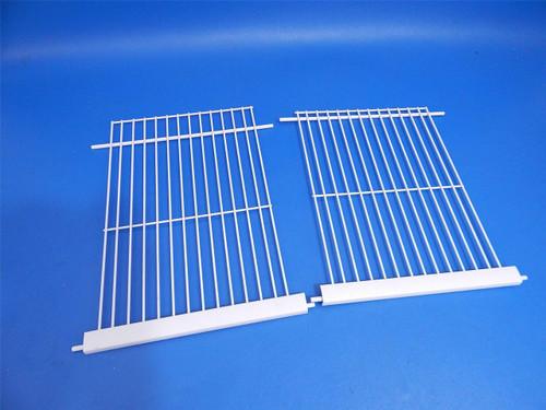Frigidaire SxS Refrigerator FRS23R4CB0 Freezer Wire Shelves 240338703 240338701