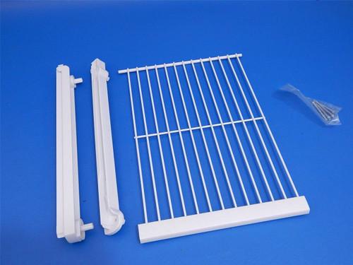 Frigidaire Side/Side Refrigerator FRS23R4CB0 Lower Freezer Wire Shelf 240338801