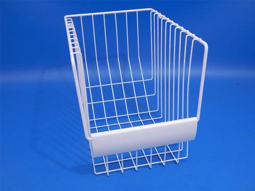 Frigidaire Side/Side Refrigerator FRS23R4CB0 Freezer Wire Basket Bin 240530401