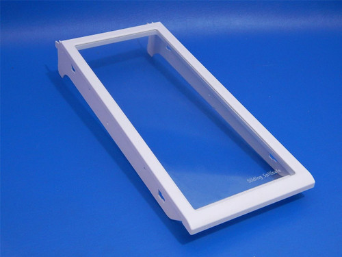 Frigidaire 3 Door Refrigerator LFHB2741PFBA Narrow Sliding Glass Shelf 242068702