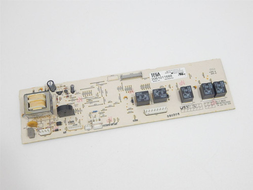 GE Dishwasher GLD5560L00SS Electronic Control Board WD21X10237