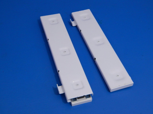 GE Profile Side By Side Refrigerator PSI23NGPA Freezer Slide Bracket WR72X10068 WR72X10070