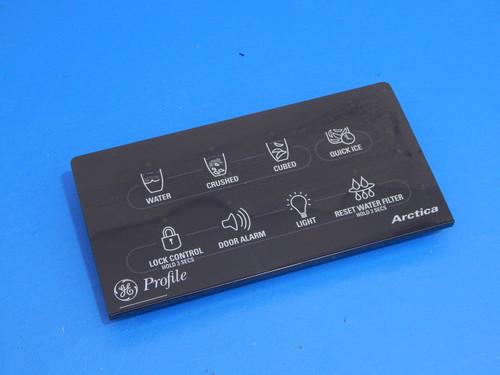 GE Profile Side/Side Refrigerator PSI23NGPA Dispenser Control Board WR55X10309