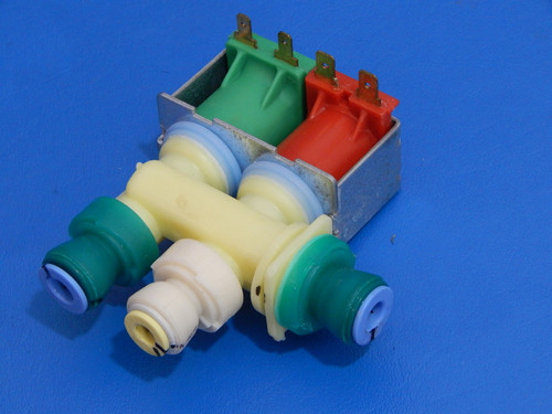 Whirlpool Side by Side Refrigerator GSF26C5EXW00 Water Inlet Valve W10258562