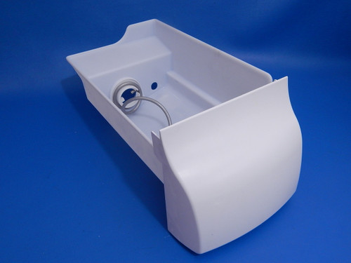 Frigidaire Side By Side Refrigerator FRS6LF7JB3 Ice Bin Container 241860801