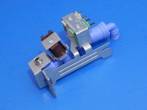 Frigidaire Side By Side Refrigerator FRS6LF7JB3 Water Inlet Valve 241734301