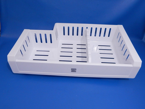 Kenmore Bottom Mount Refrigerator 79571024011 Upper Freezer Drawer AJP33050203