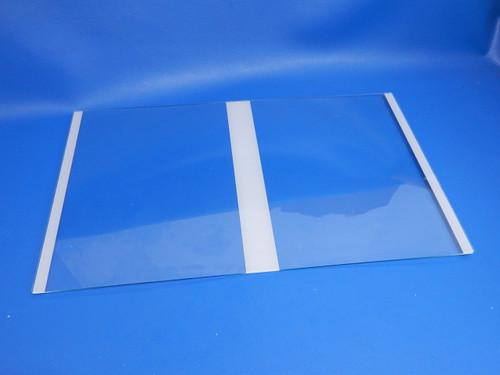 GE Bottom Mount Refrigerator GNE25JGKCF Crisper Glass Cover