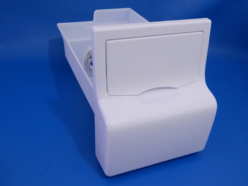 Frigidaire Side By Side Refrigerator FRS26ZTHB3 Ice Bin Container 218842802