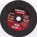 LINCOLN ELECTRIC Cut-Off Wheel Sander - KH132