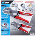 ALLTRADE Allgrip 2 Piece Self-Adjusting Plier Set - 482180