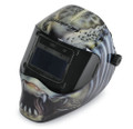 Snap-On Adjustable Auto Darkening Welding Helmet With Grind Feature EFP2PRED