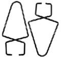 WHEEL CYLINDER CLAMP SET - 82002