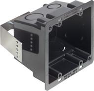 Non-Metallic and Plated Steel 4x4 Box (FSR404BL)