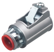 "1/2"" Snap2It Connector w/ Insulated Throat (5010AST)"