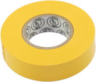 "3/4"" x 66ft Yellow Vinyl Electrical Tape (3460YT)"