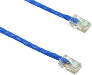 3FT Cat5e 350MHz Network RJ45 Patch Cable - Blue- Unbooted (D403BLS-5)
