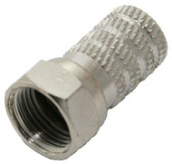 RG-6 F-Type Twist On Connector (SFT-6)