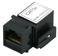 Cat 5E In-Line Coupler (TA-6022BK)