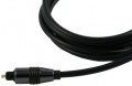 6 FT Premium Toslink Optical Digital Audio Cable w/ Metal Body Connector (TOA-6P)