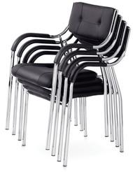 Stackable Visitors Chair D044C