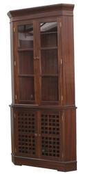 Morocco Corner Cabinet