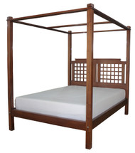 Morocco Poster Bed - Queen