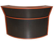 Ozone Curved Reception Counter