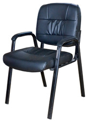 Visitor Chair with Arms STL-639T