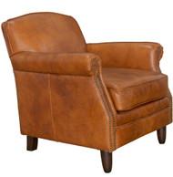 Hemmingway Easy Chair (Vegetable Brown)
