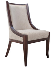 Malibu Dining Chair (Excl. Fabric)