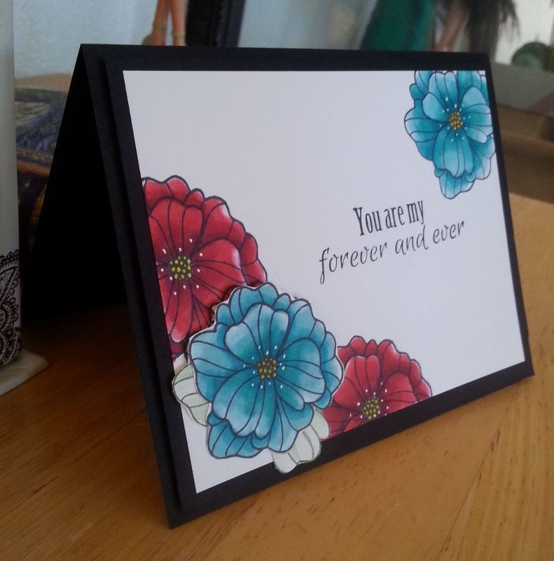 Forever and Ever Card - So Suzy Stamps