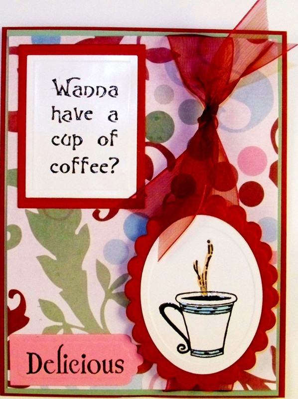 Coffee Cup Retro