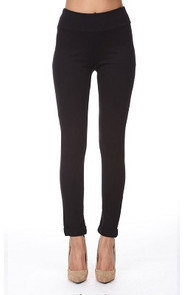 Lynn Ritchie Cuffed Legging (6686)