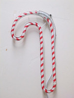 Rope Light Candy Cane Silhouette