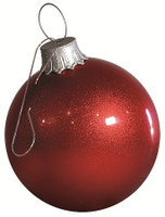 "Giant High Gloss Ornament in 36"" Size"