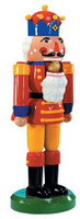 "75"" Giant Fiberglass Nutcracker"