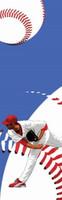 Baseball Single Banner