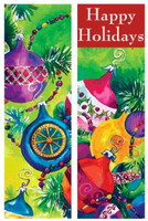 Colorful Ornament Banners