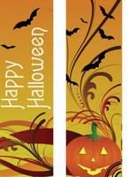 Halloween Double Banner