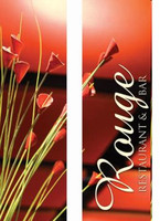 Flowers Double Banner