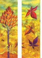 Fall Color Double Banner