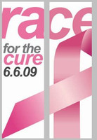 Pink Awareness Double Banner