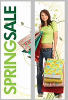 Spring Sale Double Banner