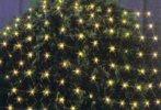 Net Lights 4'x8' Green Wire, Clear Bulbs **CASE of 12**