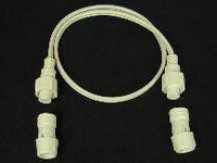 "2 Wire - Rope Light Extension for 1/2"" diameter rope lights 6FT"
